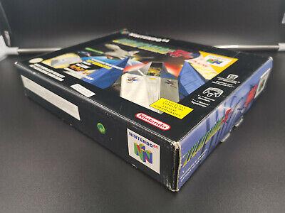 N64 Nintendo 64 Lylat Wars CIB Complete Boxed Big Box PAL With Box Protector