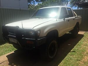 Toyota Hilux LN106 4x4 Strathpine Pine Rivers Area Preview