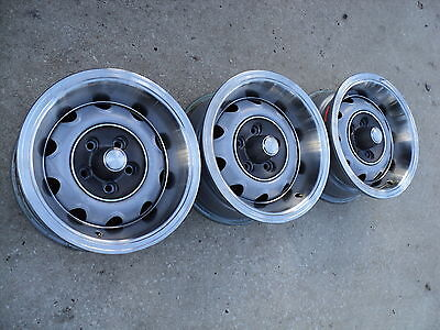 15 X 7 RALLY WHEELS CUDA,CHALLENGER,GTX,CHARGER,SUPERBIRD,SUPERBEE