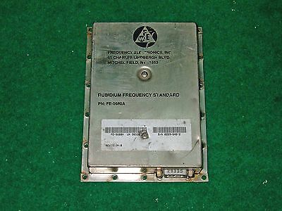 Fe-5680a Rubidium Atomic Frequency Standardbadfor-parts