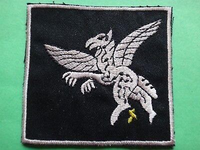 "ARVN South Vietnamese Army AIRBORNE Group ""Nhay Du"" Patch Circa 1955-59"