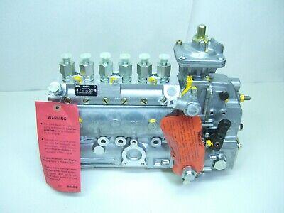 Cummins 6bt5.9 Fuel Injection Pump J928597-140hp Case 6591t New Oem Bosch