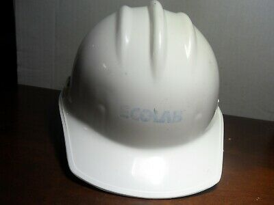 Vintage Bullard 302rt 1987 Hard Boiled Hard Hat Ecolab