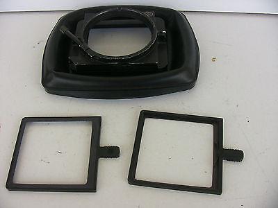 Leichtkompendium ARRI LMB 3   mit 2 Filterhaltern Front 16,5 x 13 cm rechteckig