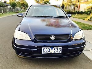 Holden Astra low km 124000 with rego 1 month & rwc... Melbourne CBD Melbourne City Preview