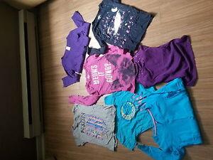 size 10-12 girls clothing