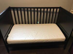 IKEA Sundvik Crib with mattress
