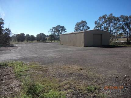 Industrial shed and yard to rent at Box Hill Vineyard Hawkesbury Area Preview