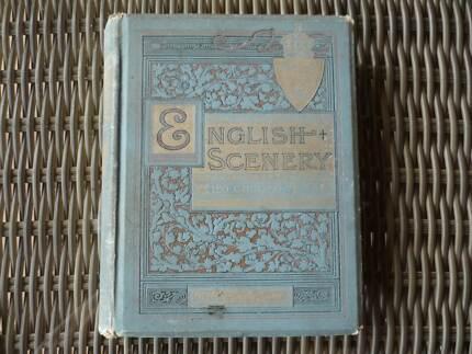 1891 English Scenery 120 Chromo Views-T. Nelson & Sons