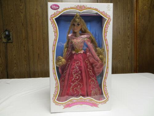 Disney Limited Edition Aurora Doll Pink Dress