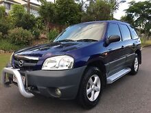 2005 MAZDA TRIBUTE LIMITED SPORT 4x4,Auto,Rwc+Rego+more Mansfield Brisbane South East Preview