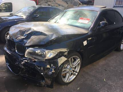 2008 - 2011 BMW 135i E82 M-SPORTS COUPE WRECKING PARTS – B21974 Villawood Bankstown Area Preview