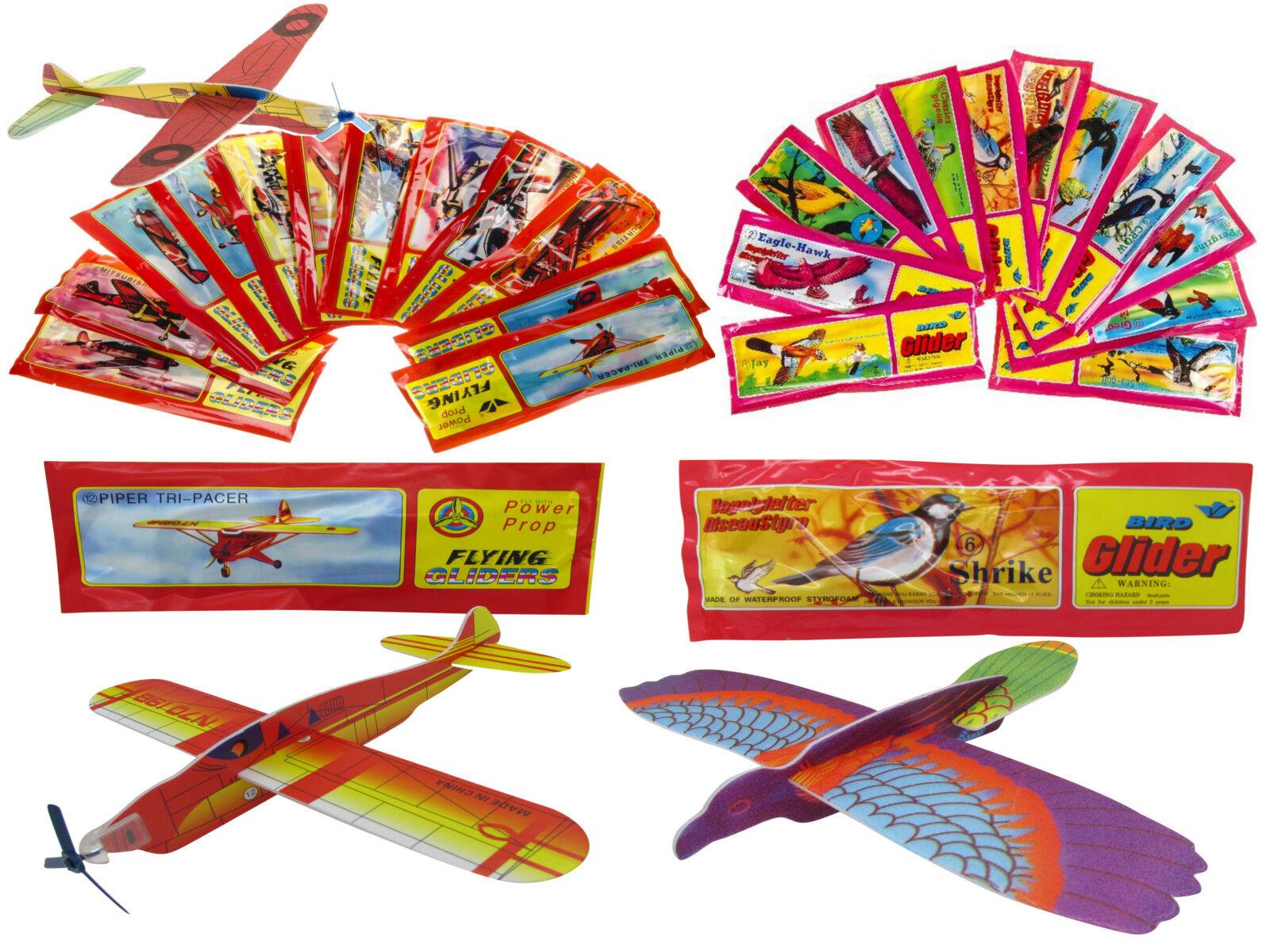 Styroporflugzeug Styroporflieger Styropor Flugzeug Vogel Spielzeug Mitgebsel Sonstige