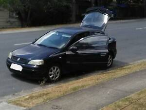 2004 Holden Astra SXI Manual Hatchback