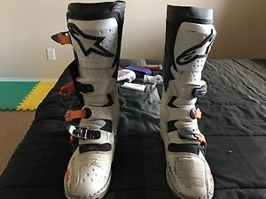 KTM motocross boots for sale