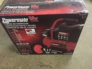 Brand new air compressor and asseseries  150$