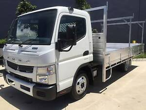 Fuso Canter 515 Wide AMT with Alloy Tray Tray Rocklea Brisbane South West Preview
