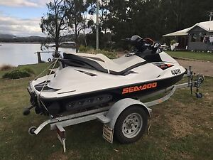 Seadoo Gti 130 2010 Miandetta Devonport Area Preview