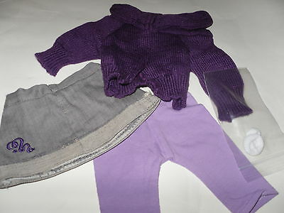 Doll Clothes American Fashion  Casual Outfitt #4  for 18