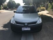 2006 Nissan Tiida ST C11 Manual Caroline Springs Melton Area Preview