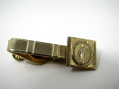 Vintage Collectible Tie Bar: Religious Mary Mother of Jesus - Mary Mother Of Jesus Costume