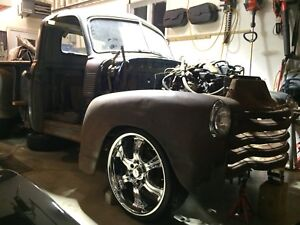 "Chevrolet Pickup 1950 3/4 Ton ""Project"""