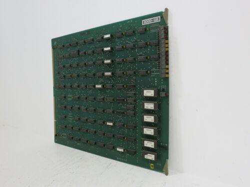 Allen Bradley 635537 Control Board PLC Revision 2 A-B