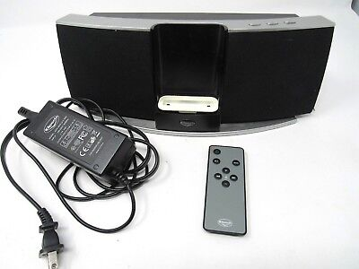 Klipsch Ipod Dock iGroove SXT MP3 iPod Audio Dock with Remote Free Shipping (JC)