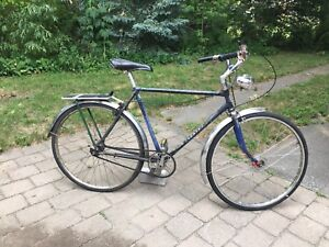 BSA cruiser hybrid bike. Sturmey Archer 3 speed