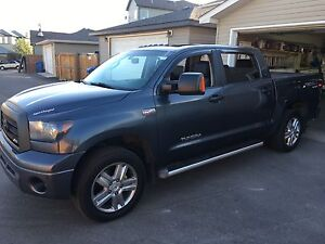 2007 SUPERCHARGED Tundra, 504HP,CrewMax,Backup Cam,dual Exhaust