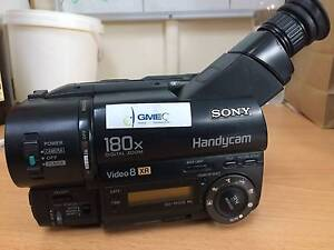 2x Sony Handycam CCD - TR3I5E Geelong Geelong City Preview