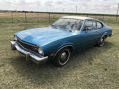 1974 Ford Maverick Base Sedan 2-Door 1974 Ford Maverick 4.1L, 41K Miles! ***NO RESERVE***