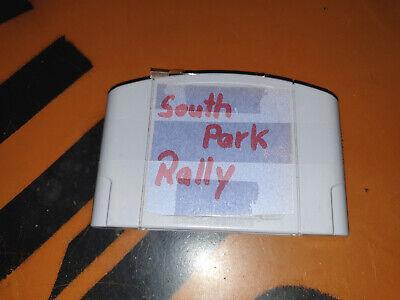 ## South Park Rally für NINTENDO 64 / N64 ##
