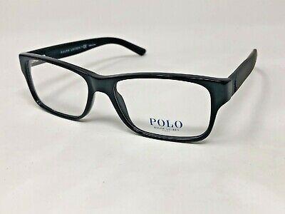 POLO RALPH LAUREN PH2117 5001 Eyeglasses Frame 54-16-145 Black UW04