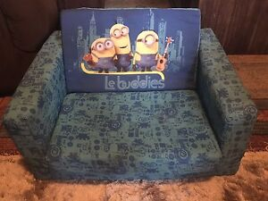 Kids pullout sofa: Minions Werrington Penrith Area Preview