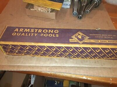 New Picturesprice Drop New Armstrong No. 10 Boring Bar Holder Tool Nos