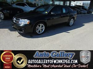 2014 Dodge Avenger SXT *Htd.Seats/Roof