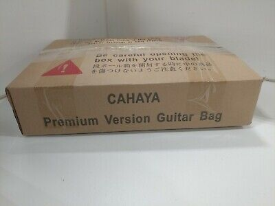 Cahaya Electric Guitar Case, Gray