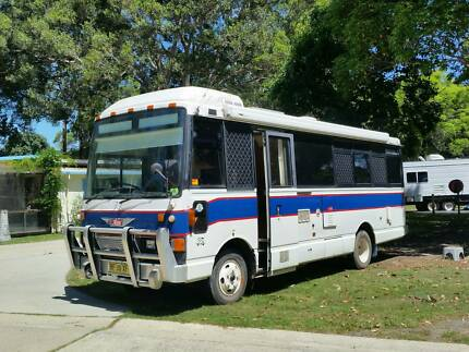 1994 Hino Rainbow motorhome in VGC w/ plenty of extras included Iluka Clarence Valley Preview