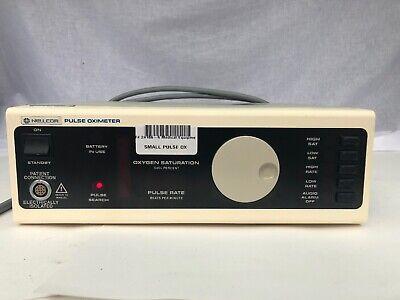 Nellcor Pulse Oximeter Model N-100 C Oxygen Saturation Monitor