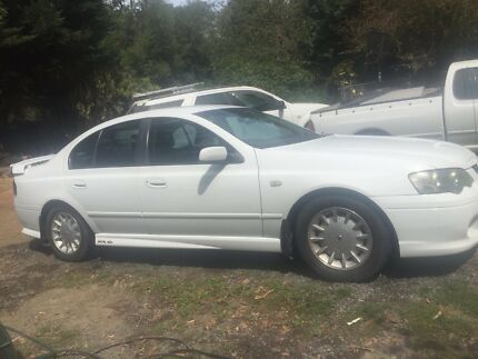 Wanted: Ford falcon xr6 sedan auto