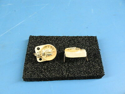 2pcs Erie Ceramic Trimmer Capacitor 3-12 Pf Nos