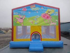 kids jumping castle for hire Werribee from $110, $130 with slide Werribee Wyndham Area Preview