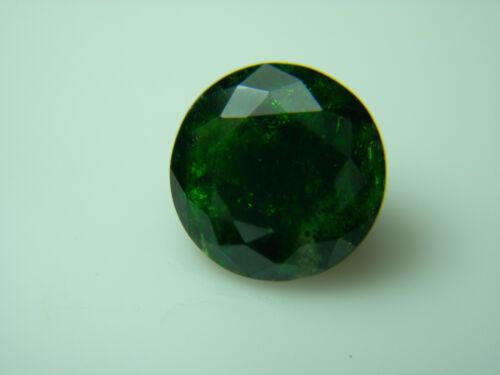 3.19ct very rare Persian GREEN Demantoid Garnet Kerman Persia untreated WOW!