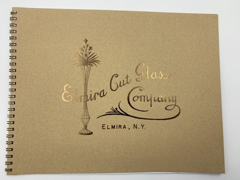 Elmira Cut Glass Catalog American Cut Glass Association Reprint