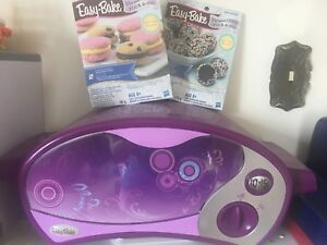 Easy Bake Oven and Food