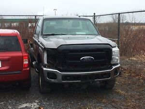 Parting out 2011 f350