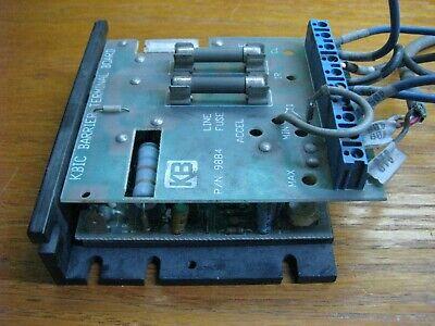 Kb Electronics Kbic-120 Dc Motor Speed Control