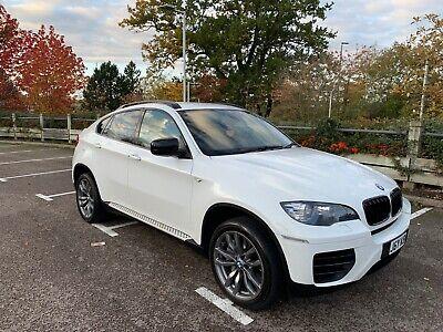 2013 BMW X6 M50D (380 BHP) M SPORT, 79K FSH £7k Optional Extras, 5 seats Not X5