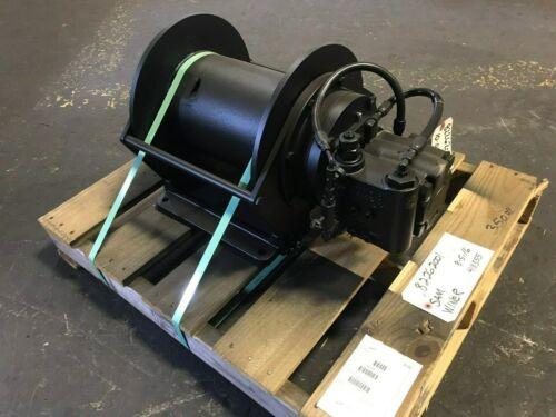 Tulsa Winch 8,000 lbs Line Pull, Planetary Hoist New 859H-LUAD-API